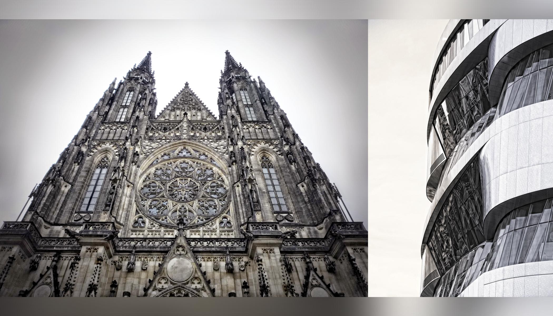Prag. Stuttgart.