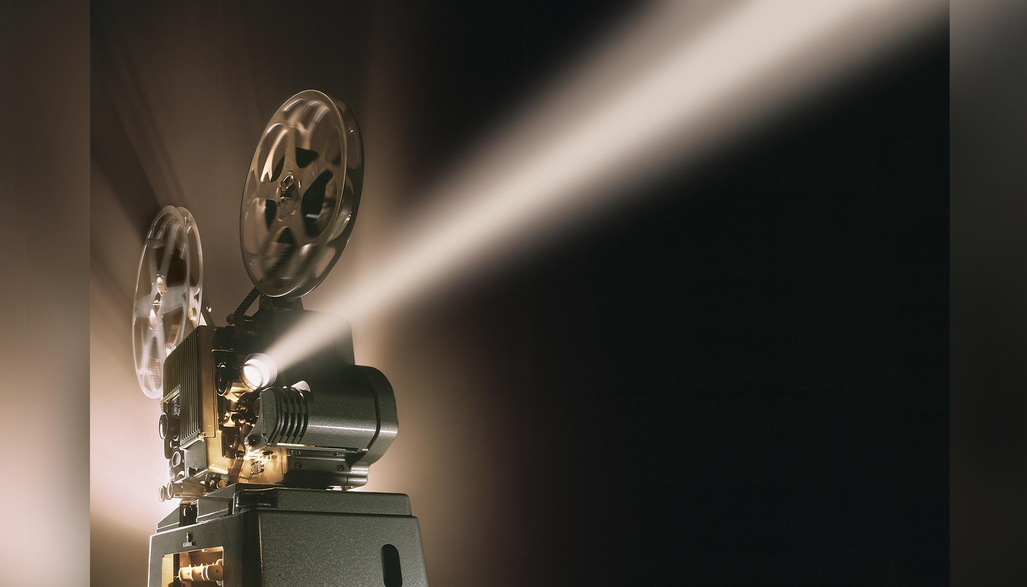 Siemens Filmprojektor