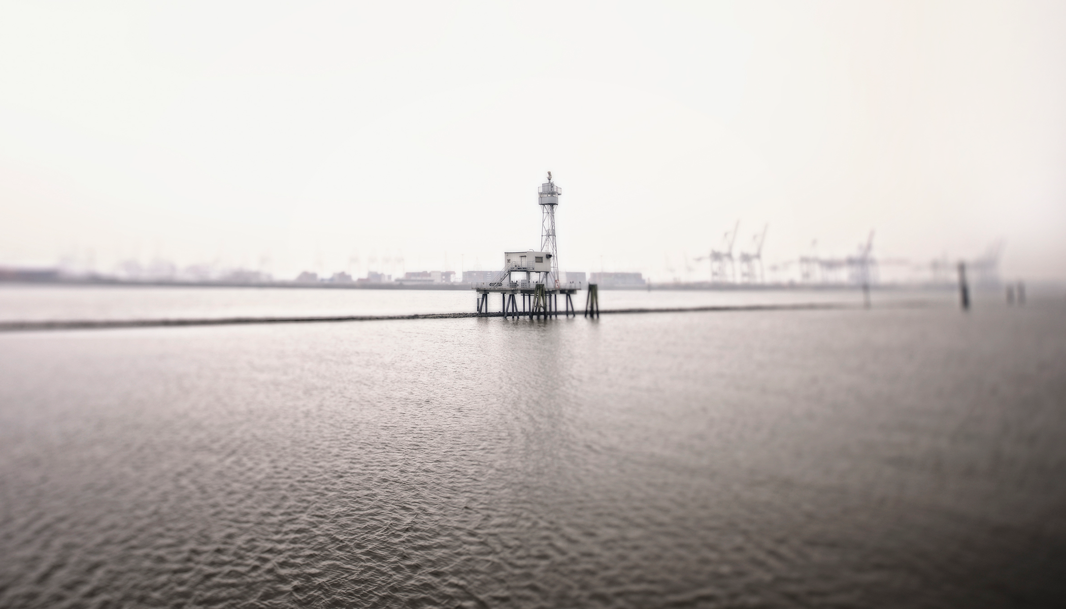 Hamburg. Hafen.