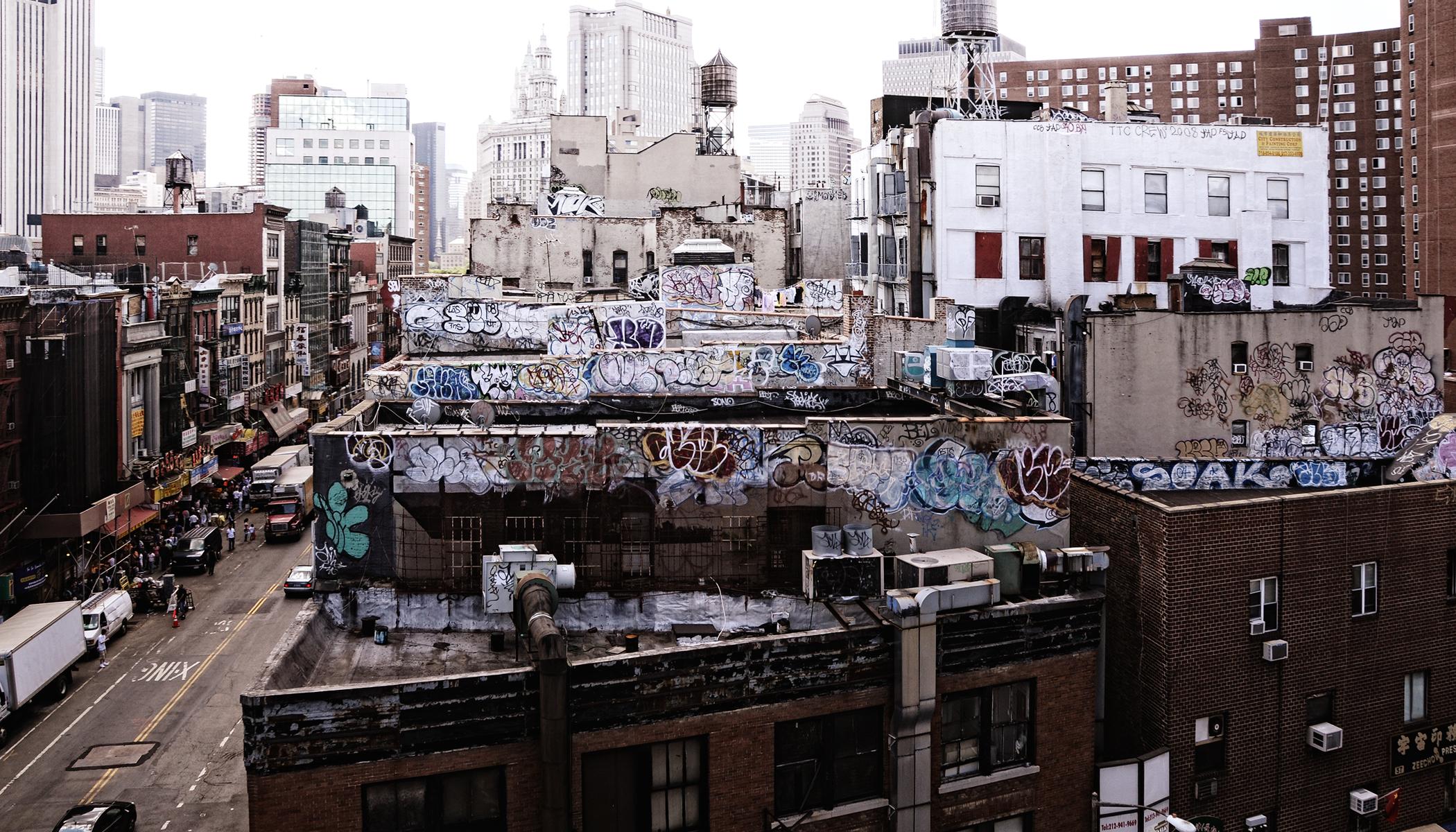 Graffity NY City